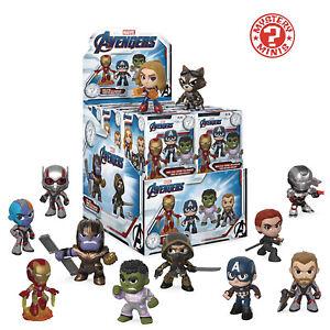 Funko-Mystere-Minis-Marvel-Avengers-Endgame-Store-Mixte-Boite-12pcs