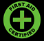 First-Aid-Certified-Emblem-Vinyl-Decal-Window-Sticker-Car thumbnail 8