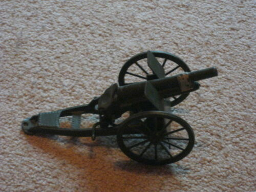 Vintage Britains Toy Cannon 4