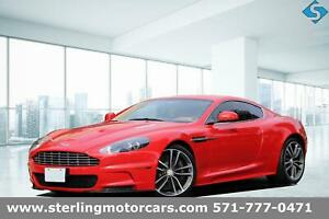 2011 Aston Martin DBS 2dr Cpe