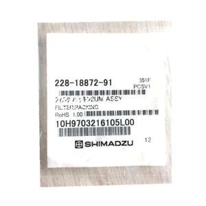 1pc Shimadzu 228-18872-91 Mixer filter plate online filter