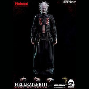 Threezero - Figurine Pinhead / Hellraiser Iii 1/6, 30 Cm