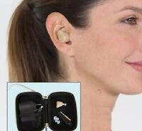Ear Micro Bionic Discreet & Lightweight Hearing Assist Amplifier With Carry Case