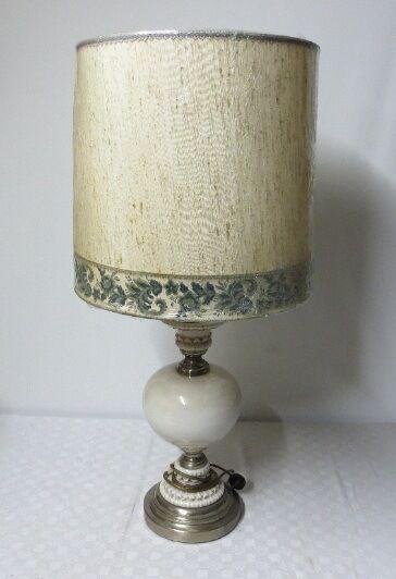 Magnifique lampe de salon céramique céramique salon et métal 8f0b6e