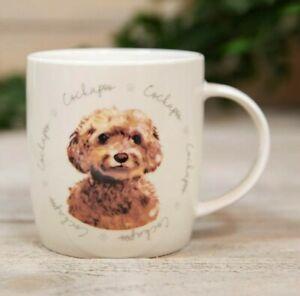 Best Of Breed New Bone China Mug-COCKERPOO