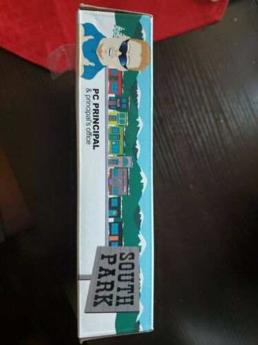 South Park PC Principal Office with Principal Figure 101 Pieces New in Box