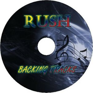 RUSH-BACKING-GUITAR-BACKING-TRACKS-CD-BEST-GREATEST-HIT-MUSIC-PLAY-ALONG-ROCK