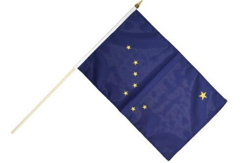 Stati Uniti Alaska Stock Bandiera Bandiere Bandiere Stock Bandiera 30x45cm