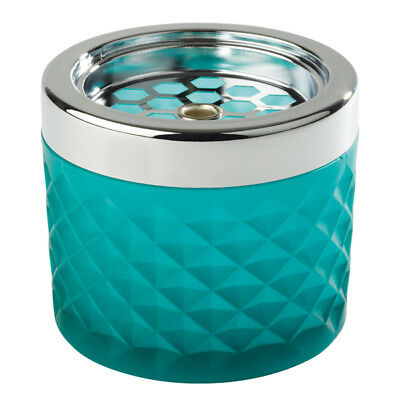 Windascher Glas gefrostet Aschenbecher DIAMOND Ø 12 cm Berry Gastlando