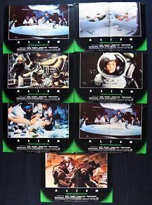 Fotobusta Alien Ridley Scott Sigourney Weaver Hurt Odyssee Raum Astronaut R169