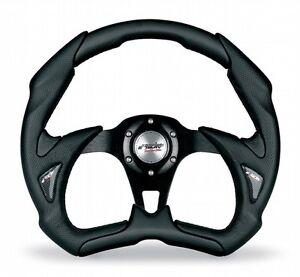X5350PUN-P-Volante-Auto-Sportivo-Eco-Pelle-Nera-Simoni-Racing-Fiat-500-126-Epoca