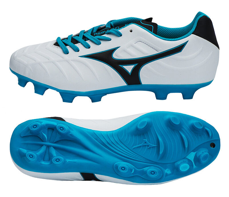 Mizuno Junior Rebula V3 MD (P1GB178509) Soccer Cleats Football Football Football Kids scarpe stivali 46c45f