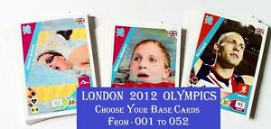 2010 Panini Adrenalyn Xl 2012 Summer Olympics #030 Andy Baddeley Olympic Card Olympics Cards