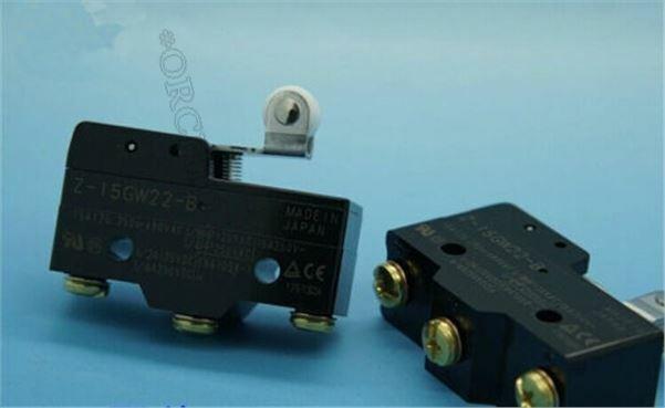 New 1Pcs Omron Limit Switch Z-15GW22-B Z-15GW22-B fv