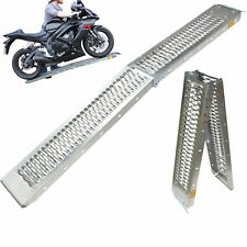 Black Pro Motorcycle Ramp (extra 20% off today)