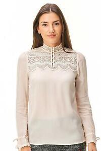 Rosemunde-Copenhagen-blusa-blouse-is-senora-sabe-Designer-nuevo-149