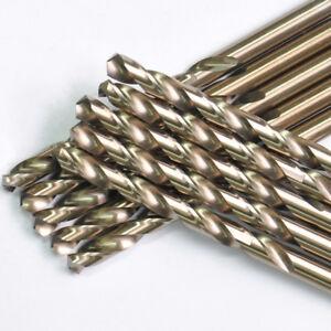 """17//64/"""" Jobber Length Cobalt Drill Bit USA NEW"""