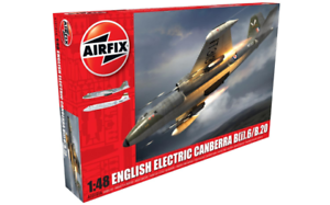 Airfix A10101A English Electric Canberra B2 B20 1 48 Scale Kit