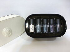New MAC Objects of Affection Silver + Blue Pigments & Glitter 5 pc. Set