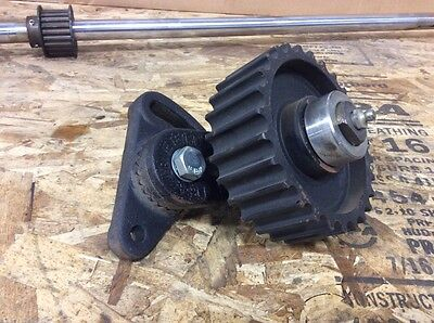 """Brewer Gear Universal Tensioner Pin shafts 1/"""" with 3//4-16 5"""