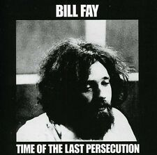 Time Of The Last Persecution - Bill Fay (2008, CD NIEUW)