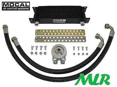 Ford MK1 MK2 MK3 XR2 XR2i Rs Turbo Cvh Mocal Refrigerador de Aceite Motor Kit Sl
