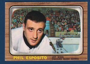 PHIL-ESPOSITO-66-67-TOPPS-1966-67-NO-63-EX-0813