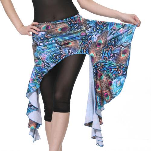 C91028 Bauchtanz Kostüm Fasching Münzgürtel Hüfttuch Rock Belly Dance Hip Skirt