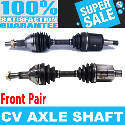 Right Front Passenger Side GSP NCV10172 CV Axle Shaft Assembly