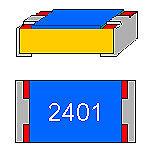 100 Widerstand 1,5KOhm MF0207 Metallfilm resistors 1,5K 0,6W TK50 1/% 032878