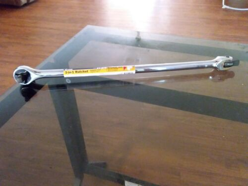 F56 Titan 11617 Tool 3-in-1 Breaker Bar