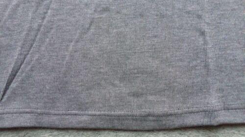 6 NUOVO OVP 5er-Pack Canotte Da Uomo sotto camicia breve braccio ATISA GRIGIO TG