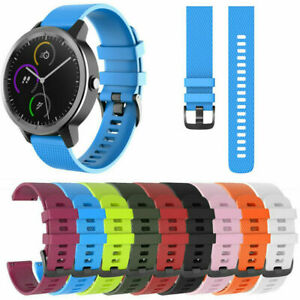 Replacement-Silicone-Wristband-for-Garmin-Vivoactive-3-Bracelet-Band-Strap
