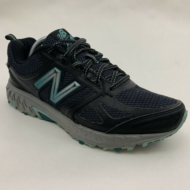 New Balance Womens Running Shoes Black Hiking Trail 2018 Lace Up ...