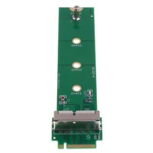 SSD-vers-M-2-NGFF-PCI-Adaptateur-Module-Convertisseur-pour-2013-Macbook-Air