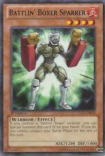 3x Battlin' Boxer Sparrer - LTGY-EN018 - Common - 1st YuGiOh NM LTGY - Lord of t