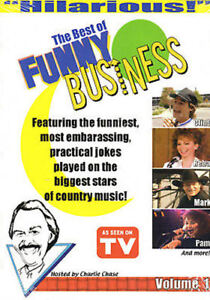 The-Best-of-Funny-Business-Volume-1-DVD-2002-Brand-New