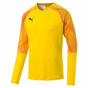 edd48523690f Puma Football Soccer Mens Goalkeeper GK Goalie Long Sleeve Jersey ...