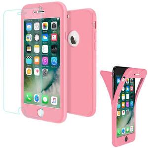 coque iphone 8 plus verre trempe integral
