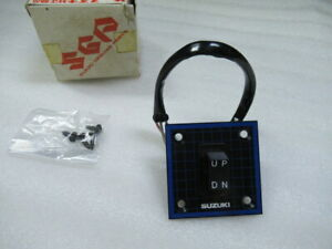 N15A-Genuine-Suzuki-Marine-37805-87D00-Panel-Assy-PTT-Switch-OEM-New-Boat-Parts