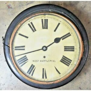 Antique Winterhalder Hofmeier Clock