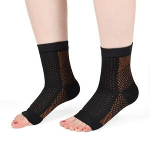 1a6a39cb5b Image is loading Best-PLANTAR-FASCIITIS-Foot-Pain-Compression-Sleeve-Valgus-