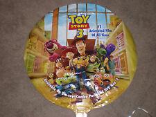 TOY STORY 3 Disney BUZZ Lightyear WOODY (5) Birthday Party Mylar PROMO Balloons