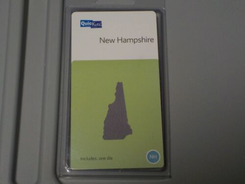 QUICKUTZ NEW HAMPSHIRE NH STATE 2X2 CUTTING DIE RS-0832 NEW A534