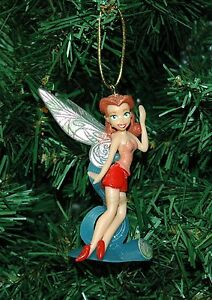 Fairy Christmas Ornaments.Details About Rosetta Disney Fairy Christmas Ornament