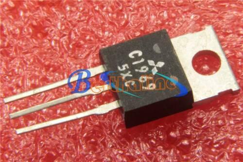 NEW 10PCS 2SC1969 C1969 MITSUBISHI Encapsulation:TO-220,HF//VHF Transistor