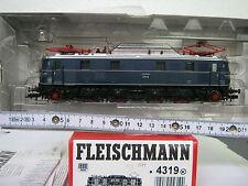 Fleischmann ho 4319 K E-Lok br e 1912 DB azul (cd/065-115s9/1)