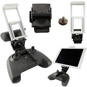 Details about For Parrot Anafi Monitor Transmitter Tablet Phone Mount  Foldable Holder Bracket