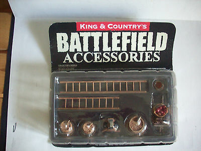 King & Country Battlefield Accessories