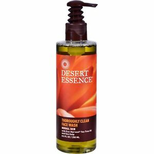Thoroughly Clean - Sea Kelp Desert Essence 8 oz Liquid Reduce the appearance of wrinkles